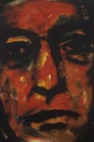 前を見つめる男性の顔 00241011932| 写真素材・ストックフォト・画像・イラスト素材|アマナイメージズ