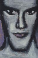 前を見つめる男性の顔 00241011934| 写真素材・ストックフォト・画像・イラスト素材|アマナイメージズ