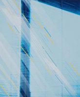 ブラインドから差し込む光 00243010276| 写真素材・ストックフォト・画像・イラスト素材|アマナイメージズ
