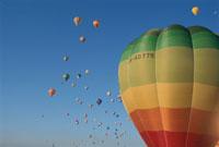 気球 00268010282| 写真素材・ストックフォト・画像・イラスト素材|アマナイメージズ