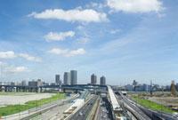 首都高速湾岸線 00280010404| 写真素材・ストックフォト・画像・イラスト素材|アマナイメージズ