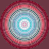 円形のアブストラクト 00284000961| 写真素材・ストックフォト・画像・イラスト素材|アマナイメージズ