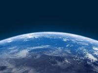大気層 00330001546| 写真素材・ストックフォト・画像・イラスト素材|アマナイメージズ