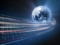 地球から放出するデータ