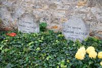 ゴッホとテオの墓
