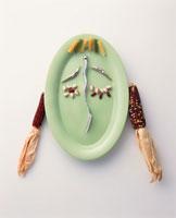 顔イメージ(食器) 00460000517Z| 写真素材・ストックフォト・画像・イラスト素材|アマナイメージズ