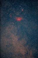 星雲と銀河 00616000010Z  写真素材・ストックフォト・画像・イラスト素材 アマナイメージズ