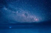 天の川(青) ミクロネシア 00616000070  写真素材・ストックフォト・画像・イラスト素材 アマナイメージズ