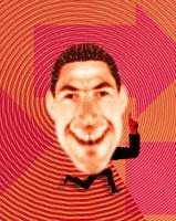 笑顔の中高年男性 CG 00684010296| 写真素材・ストックフォト・画像・イラスト素材|アマナイメージズ
