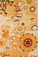 帯柄 西陣織 00690010129| 写真素材・ストックフォト・画像・イラスト素材|アマナイメージズ