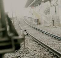 線路とホーム