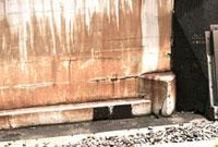 路地 00693011572| 写真素材・ストックフォト・画像・イラスト素材|アマナイメージズ