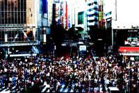 渋谷交差点