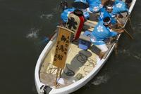 大阪天神祭鉾流神事の御鳥船