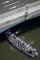 大阪天神祭どんどこ船