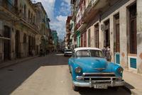ハバナの街並み
