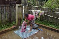 洗濯 00750002214| 写真素材・ストックフォト・画像・イラスト素材|アマナイメージズ