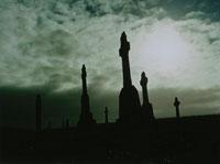 墓地     アイルランド