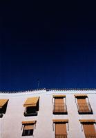 空と建物 トレド スペイン 00841010024| 写真素材・ストックフォト・画像・イラスト素材|アマナイメージズ