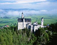 ノイシュヴァンシュタイン城 フュッセン  ドイツ