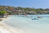 レンボガン島のジュンクバトゥビーチ