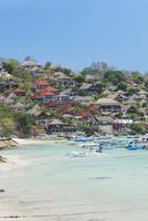 レンボガン島のジュンクバトゥビーチ 01016013072| 写真素材・ストックフォト・画像・イラスト素材|アマナイメージズ