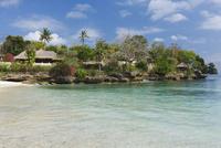 レンボガン島のマッシュルーム・ビーチ 01016013083| 写真素材・ストックフォト・画像・イラスト素材|アマナイメージズ