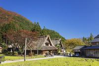 菅沼集落 01072026431| 写真素材・ストックフォト・画像・イラスト素材|アマナイメージズ
