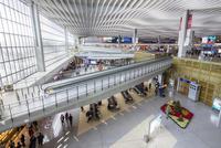 香港国際空港 01072027001| 写真素材・ストックフォト・画像・イラスト素材|アマナイメージズ