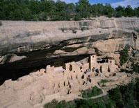 メサベルデ国立公園 コロラド州 アメリカ