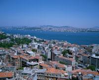 ボスポラス海峡  イスタンブール トルコ