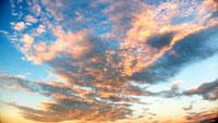 朝焼けの空 01143045083| 写真素材・ストックフォト・画像・イラスト素材|アマナイメージズ