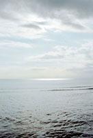 稲村ヶ崎から望む相模湾