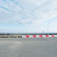 海辺のバイパス