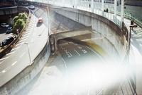 横浜駅東口バスターミナルからの道