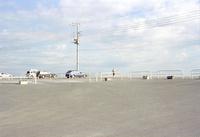 白子海岸駐車場