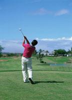 シルバーソード・ゴルフコース マウイ島 ハワイ