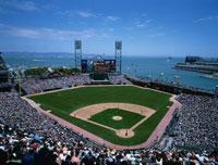 野球観戦 01184090289| 写真素材・ストックフォト・画像・イラスト素材|アマナイメージズ