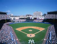 野球観戦 01184090297| 写真素材・ストックフォト・画像・イラスト素材|アマナイメージズ