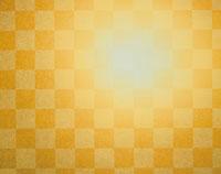 金箔のイメージ CG