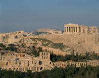 パルテノン神殿 アテネ ギリシャ