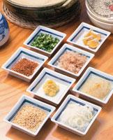 多種類の薬味 01325010009| 写真素材・ストックフォト・画像・イラスト素材|アマナイメージズ