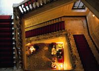 階段 01336007931| 写真素材・ストックフォト・画像・イラスト素材|アマナイメージズ
