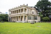 旧岩崎邸庭園 01362015577| 写真素材・ストックフォト・画像・イラスト素材|アマナイメージズ