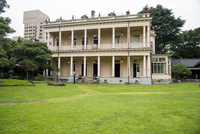 旧岩崎邸庭園 01362015578| 写真素材・ストックフォト・画像・イラスト素材|アマナイメージズ