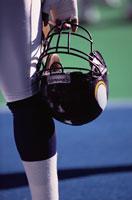 フットボールのヘルメット 01398004464| 写真素材・ストックフォト・画像・イラスト素材|アマナイメージズ