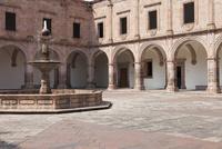 モレリアのクラビヘロ宮殿