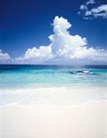 海と空   マヘ島 セイシェル