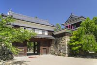 上田城 01466012810| 写真素材・ストックフォト・画像・イラスト素材|アマナイメージズ