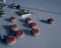 カーリング   ツェルマット スイス 01483000211| 写真素材・ストックフォト・画像・イラスト素材|アマナイメージズ